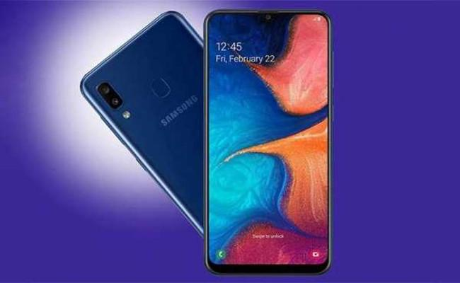 Samsung Galaxy A30, Galaxy A20, Galaxy A10 Price in India Cut  - Sakshi