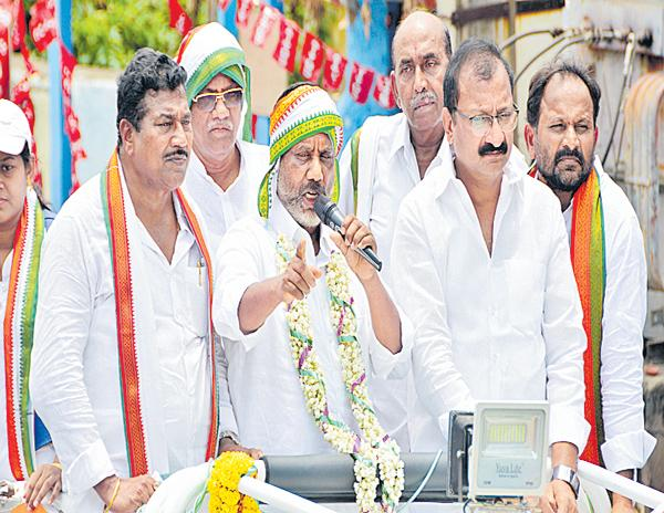 Bhatti Vikramarka Comments On Congress MLAs Defections - Sakshi