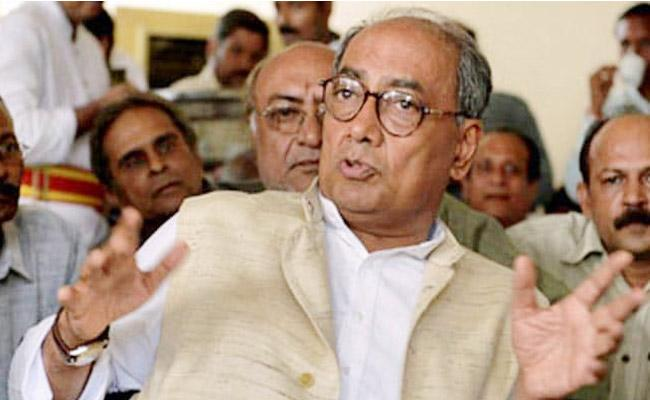 Digvijay Singh Comments On Azhar Move In UN Asks How It Will Help While Pak PM Is Modi Friend - Sakshi