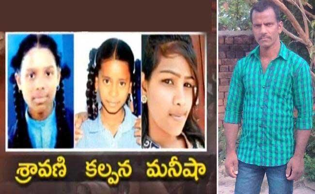 Hajipur Serial Crimes By Srinivas Reddy - Sakshi