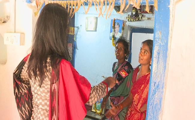 Sakshi Ground Report From Hajipur