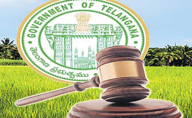 Telangana Government Plans To New Land Act - Sakshi