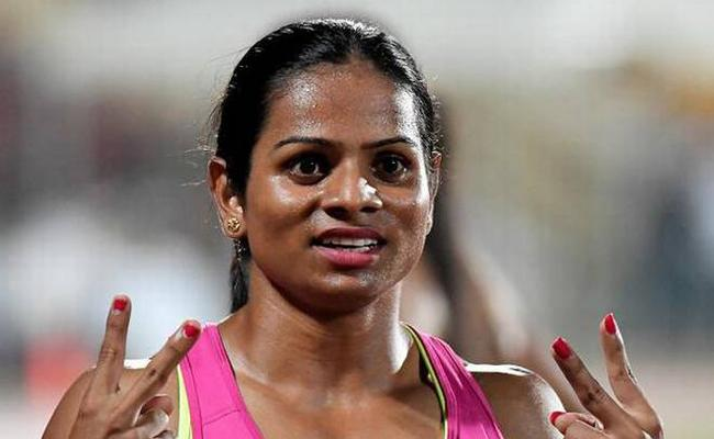 Sprinter Dutee Chand becomes Indias first openly gay athlete - Sakshi