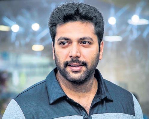 Jayam Ravi to direct a film with Yogi Babu in the lead role - Sakshi