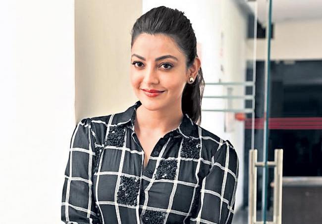 kajal aggarwal interview about sita - Sakshi