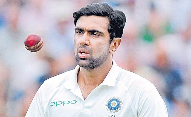 Ravichandran Ashwin set for County stint with Nottinghamshire to play six games - Sakshi