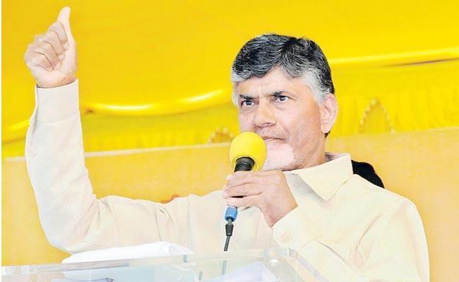 Chandrababu Tweet Proved His Double Stand Over Exit Polls - Sakshi