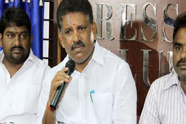 Chevireddy Said  Dalits Have The Right To Vote - Sakshi