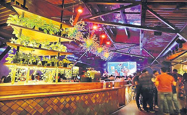 Case File on Dirty Martini Cafe Bar - Sakshi