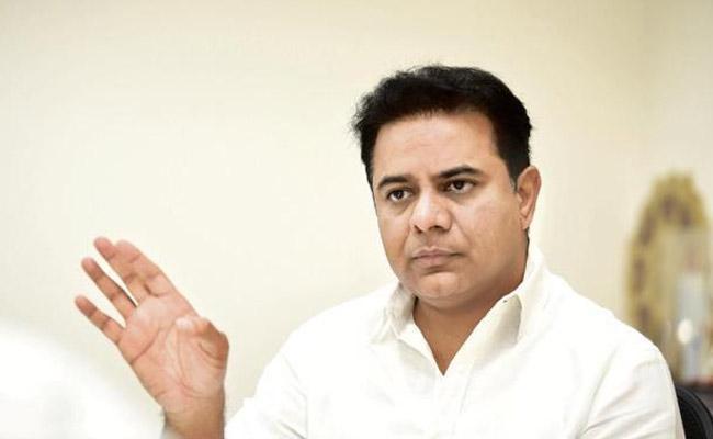 KTR Reacts on Hajipur Horror incident - Sakshi