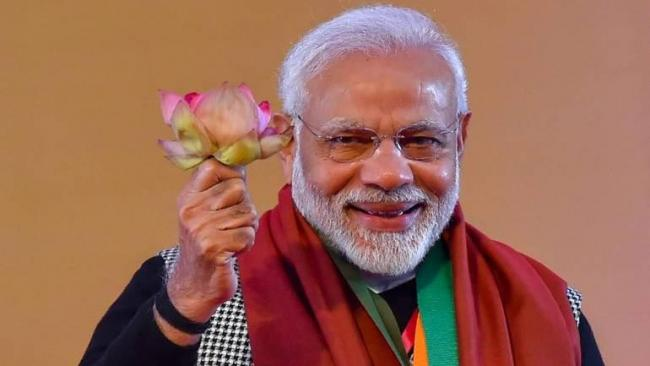 Exit poll results suggest big win for NDA 2019 - Sakshi