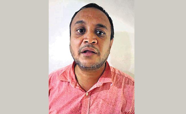 Son Killed Mother For Assets in Hyderabad - Sakshi