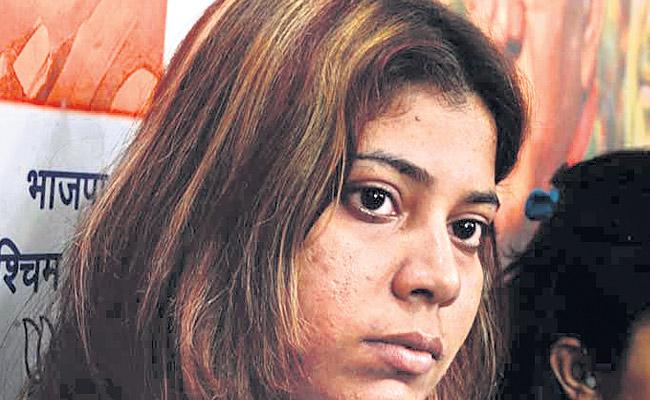 On Mamata Banerjee Priyanka Sharma created Mim - Sakshi