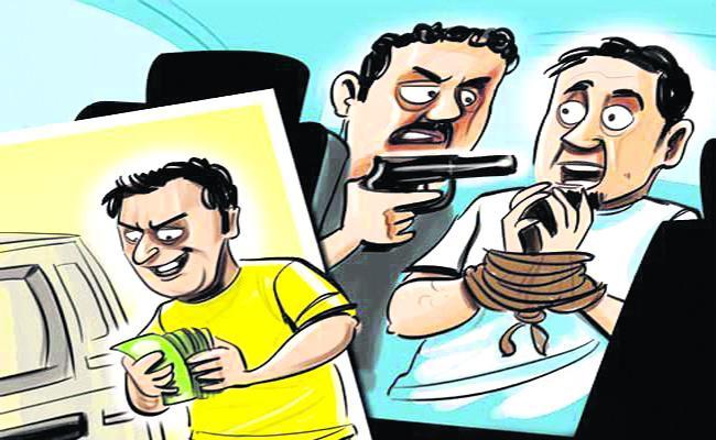 Warangal Police Safarigang Arrested - Sakshi