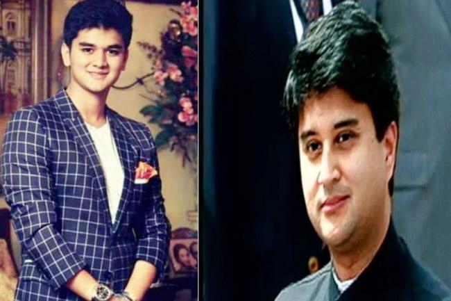 Jyotiraditya Scindia Says Feels Like Proud Father After Son Graduation - Sakshi
