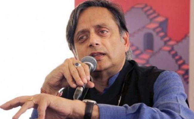 Shashi Tharoor Says Exit Polls Will Be Wrong - Sakshi