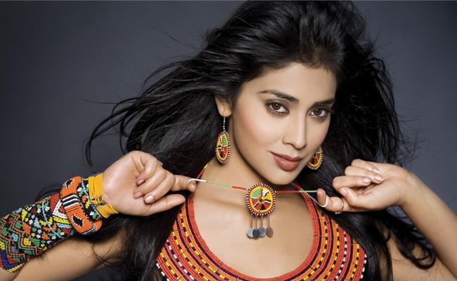 Actress Shriya Ready To Reentry - Sakshi