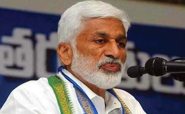 YSRCP Leader Vijayasai Reddy Tweets On Lagadapati Survey - Sakshi