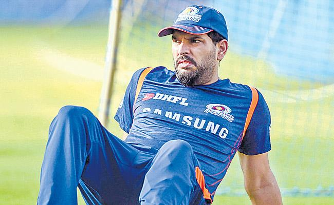 Yuvraj Singh considering retirement may seek BCCI permission to play private T20 leagues - Sakshi