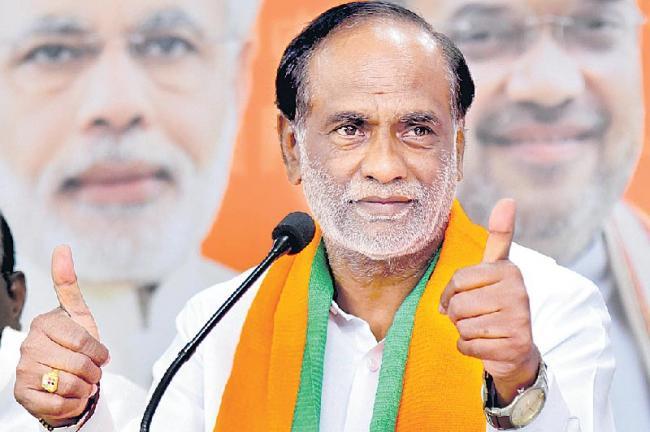 BJP will win more seats in Telangana - Sakshi