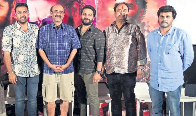 Falaknuma Das to release on May 31 - Sakshi