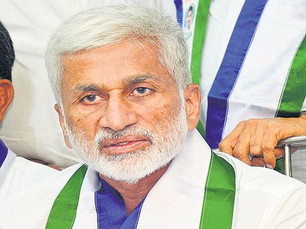 Vijayasai Reddy Slams Chandrababu - Sakshi