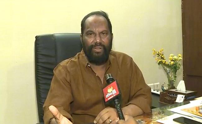 YSRCP Leader Pandula Ravindra Babu Slams CM Chandrababu Naidu - Sakshi