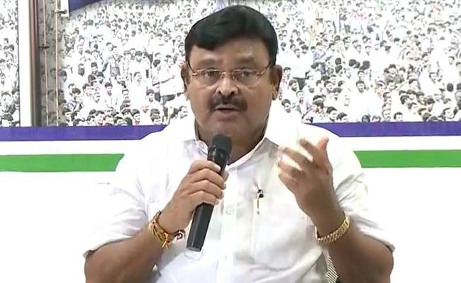 YSRCP leader Ambati Rambabu Fires On Chandrababu Naidu - Sakshi