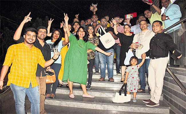 Biryani Haleem Competition in Hyderabad - Sakshi