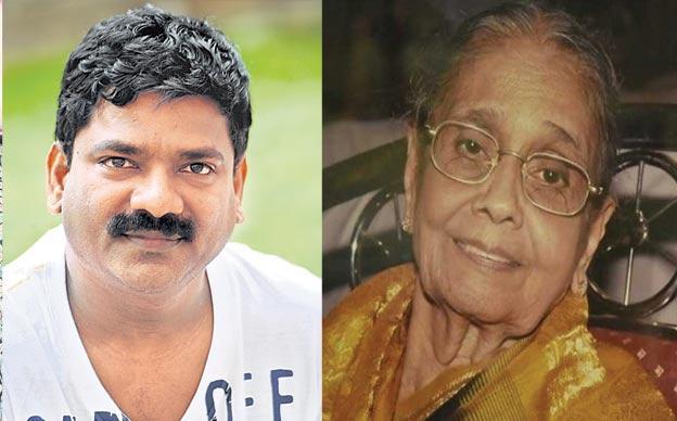 Chandrabose mother Madanamma passed away - Sakshi