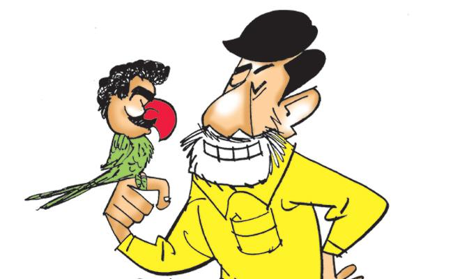 ABK Prasad Article On Lagadapati Survey - Sakshi