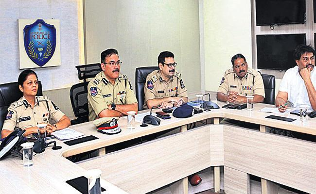 Ready For Counting in Hyderabad - Sakshi