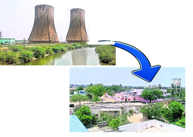 Villagers Facing Lot Of Problems In PSR Nellore Due To Power Generation Projects - Sakshi