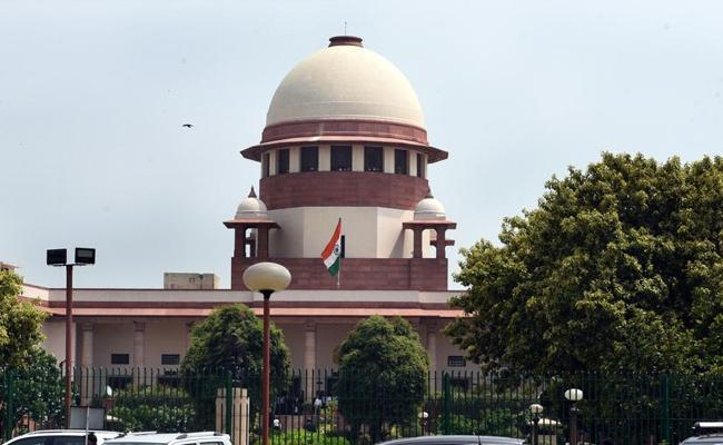 SC Dismisses Plea Seeking 100 Persent Matching Of VVPAT With EVMs  - Sakshi