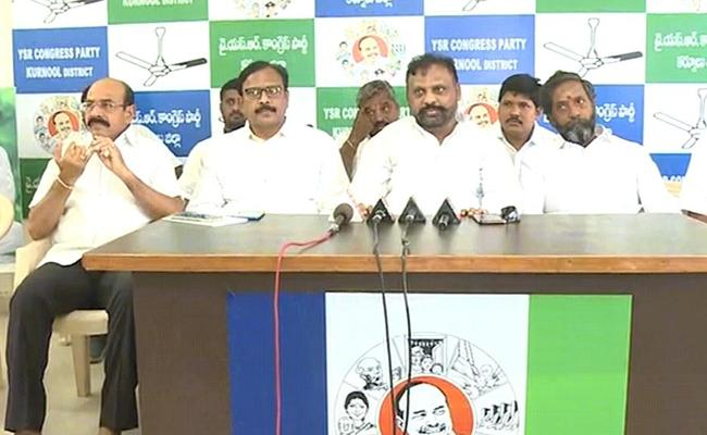BY Ramaiah Says YSRCP Will Form Govt in AP - Sakshi