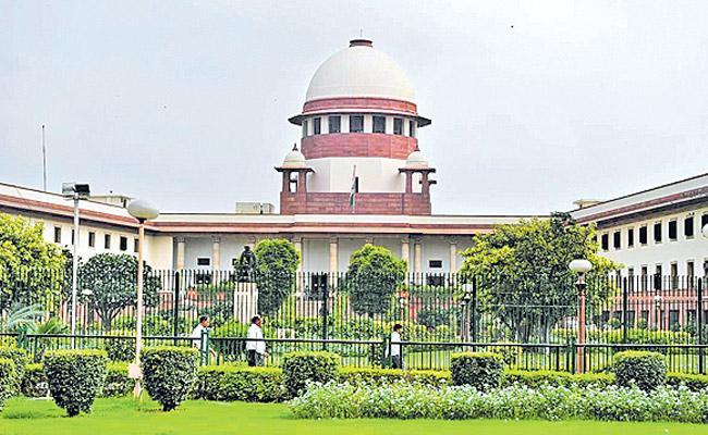 Supreme Court dismisses PIL seeking 100 percent verification of VVPAT slips with EVMs - Sakshi