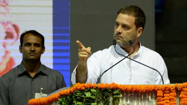 Rahul Tells Congress workers To Remain Alert And Cautious - Sakshi