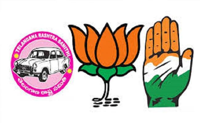 Tomorrow Telangana Lok Sabha Elections Results - Sakshi