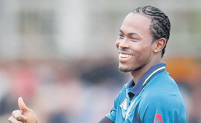 World Cup: How Jofra Archer secured place in England squad - Sakshi