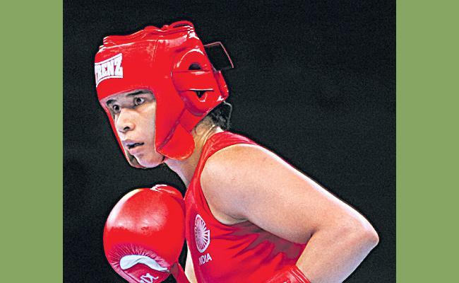 India Open International Boxing: Mary Kom, Nikhat Zareen to meet i - Sakshi