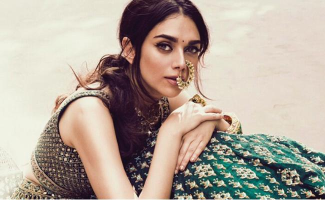 Aditi Rao Hydari Talk About Her First Love Letter - Sakshi