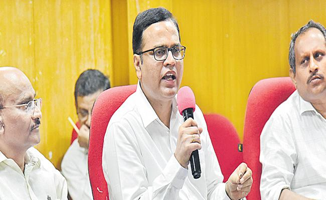 Telangana State Has Crossed One Lakh Crore Debt - Sakshi