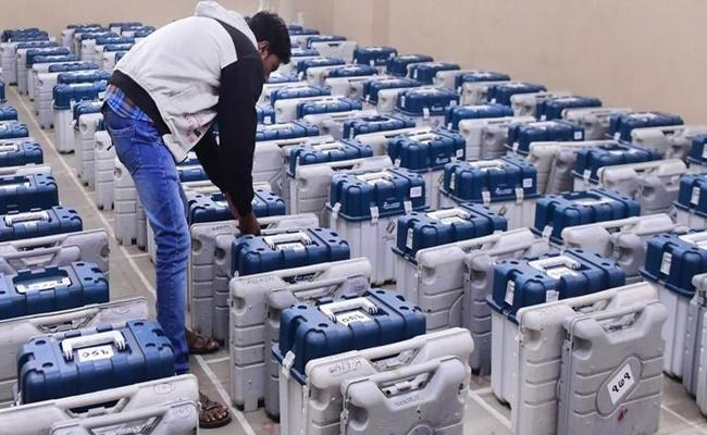 EVMs Tampering Not An Easy Thing - Sakshi