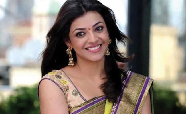 Kajal Agarwal Talk About Indian 2 Movie - Sakshi