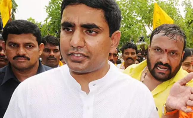Nara Lokesh Critics Election Commission Of India - Sakshi