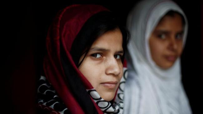 If BJP Wins Polls Naya Bans Muslims Plan To Leave this Village - Sakshi