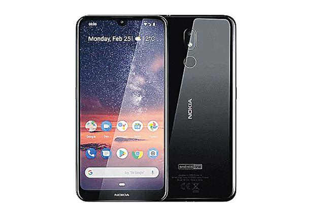 Nokia 3.2 Smartphone Available in Market - Sakshi