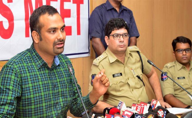 Telangana Lok Sabha Elections Result Full Security - Sakshi