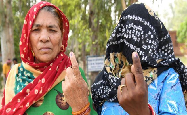Detachment Increasing In Indian Voters - Sakshi