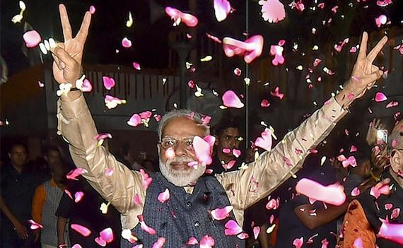 BJP Wins with Bigger Mandate - Sakshi